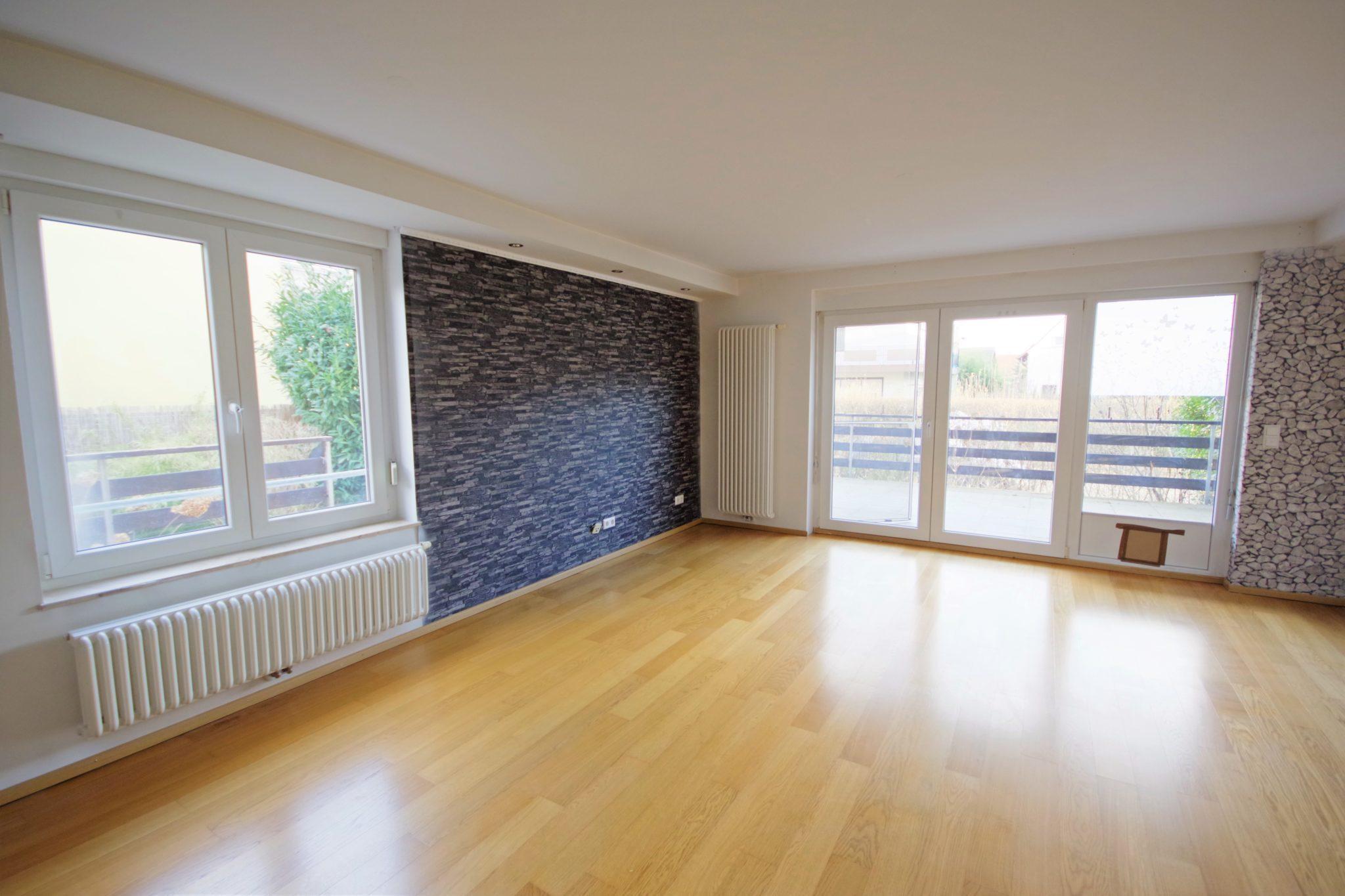Angenehme Wohnung Kehl Sundheim - K110 -Wohn-Esszimmer