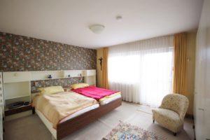 Gemütliche Doppelhaushälfte Kehl - K109 - Schlafzimmer