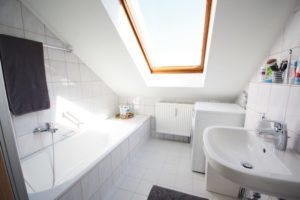 Badezimmer - K117 - Angenehme Wohnung Kehl Sundheim