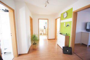 Diele - K117 - Angenehme Wohnung Kehl Sundheim