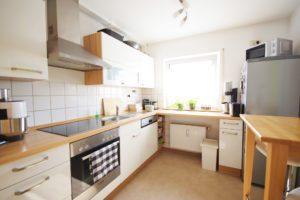 Küche - K117 - Angenehme Wohnung Kehl Sundheim