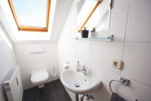 WC - K117 - Angenehme Wohnung Kehl Sundheim